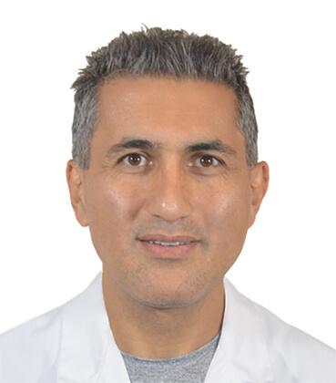 Dr Homayon Berenji