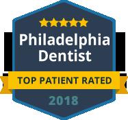 2018 Top Patient Rated - Philadelphia Dentist