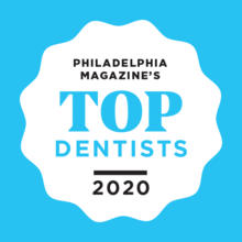 Top Dentists Philadelphia Magazine's 2020